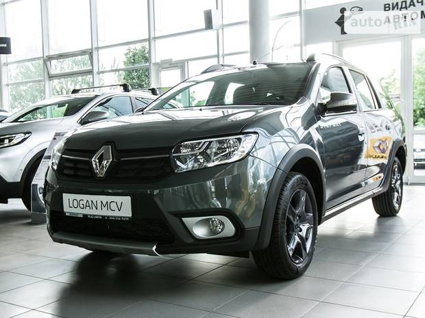 Renault Logan Techroad