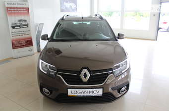Renault Logan New 1.5DCi 5MT (90 л.с.) Authentique 2018