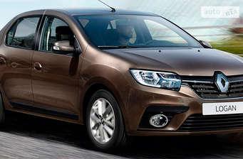 Renault Logan New 1.0 MT (73 л.с.) Life 2018