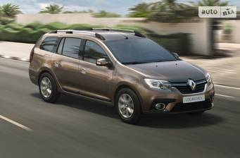 Renault Logan New 0.9 TCe 5MT (90 л.с.) 2018