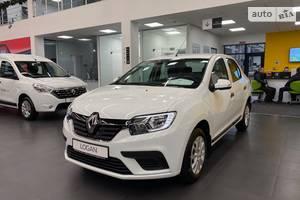 Renault Logan New 1.0 MT (73 л.с.) Life+ 2019