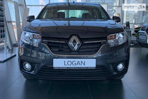 Renault Logan Individual