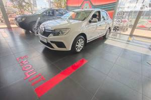 Renault Logan New 1.5d MT (90 л.с.) Life+ 2020