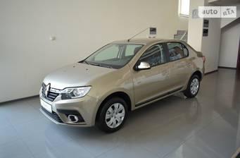 Renault Logan New 1.5d MT (90 л.с.) 2021