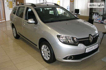 Renault Logan 0.9TCe 5РКП (90 л.с.) Expression 2016