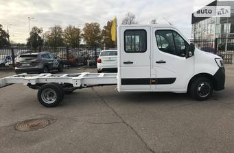 Renault Master груз. Double Cab 2.3D MT (165 л.с.) L4H1 4500 2020