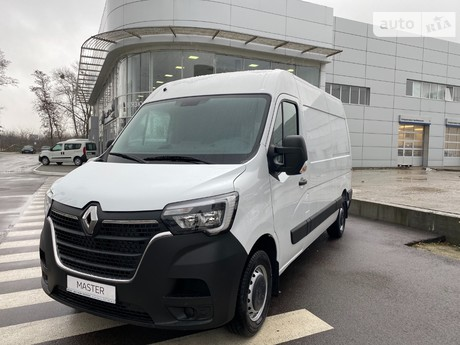 Renault Master груз. 2020