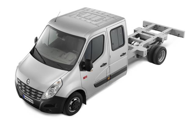Renault Master груз. PDC 1L4 5 F6