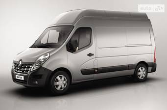 Renault Master груз. 2.3D MT (125 л.с.) L2H3 3500 2017