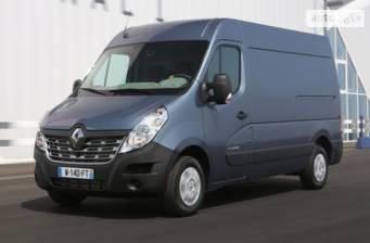 Renault Master груз. 2.3D MT (125 л.с.) L2H2 3500 2017
