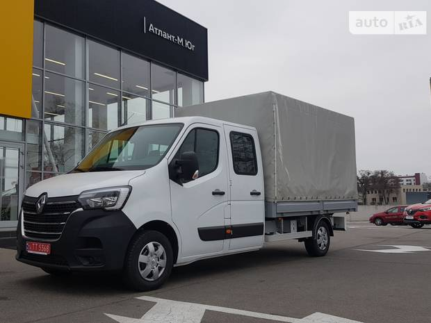 Renault Master груз.