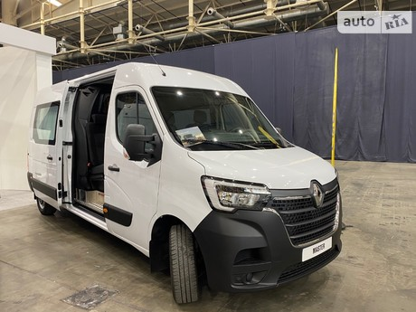 Renault Master пасс. 2020