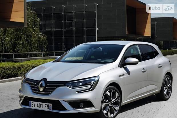 Renault Megane Intense