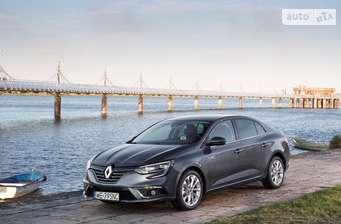 Renault Megane New 1.5D МТ (110 л.с.) Life 2018