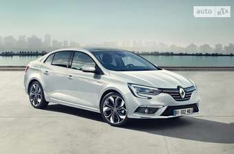 Renault Megane New 1.2 AT (130 л.с.) Intense 2018