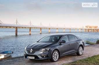 Renault Megane New 1.6 CVT (115 л.с.) Zen 2017