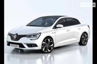 Renault Megane New 1.5D МТ (110 л.с.) 2018