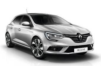 Renault Megane New 1.6 МТ (115 л.с.) 2018