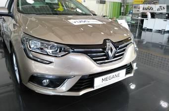 Renault Megane New 1.5D AТ (110 л.с.) 2018