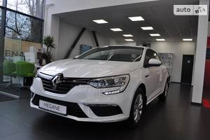 Renault Megane New 1.6 МТ (115 л.с.) Life 2020