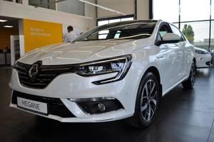 Renault Megane New 1.5D AТ (110 л.с.) Intense 2020