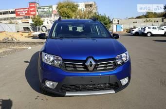 Renault Sandero StepWay 2020 Ultramarine