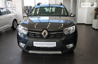 Renault Sandero StepWay 0.9TCe 5MT (90 л.с.) 2021