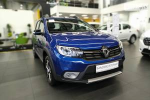 Renault Sandero StepWay Individual