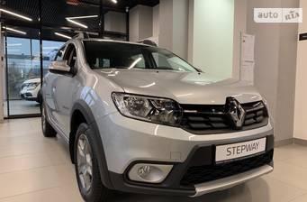 Renault Sandero StepWay 0.9TCe 5MT (90 л.с.) 2020