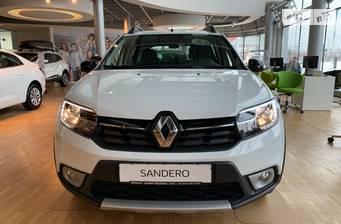Renault Sandero StepWay 0.9TCe 5РКП (90 л.с.) 2020