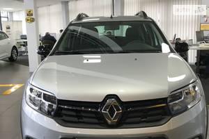 Renault Sandero StepWay 1.5DСi 5МТ (90 л.с.) Zen 2021