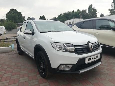Renault Sandero StepWay 2021