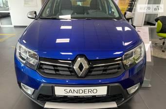Renault Sandero StepWay 2021 Ultramarine