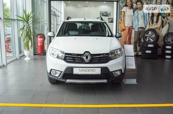 Renault Sandero StepWay 0.9TCe 5РКП (90 л.с.) 2021