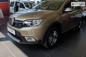 Renault Sandero StepWay 1.5DСi 5МТ (90 л.с.) Life+ 2020