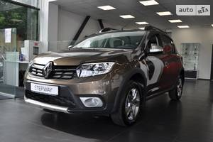 Renault Sandero StepWay 0.9TCe 5MT (90 л.с.) Life+ 2020