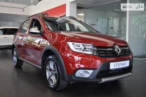 Renault Sandero StepWay 0.9TCe 5РКП (90 л.с.) Zen 2020
