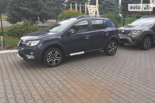Renault Sandero StepWay Ultramarine