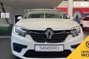 Renault Sandero 1.0 MT (73 л.с.) Life+ 2021