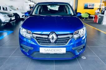 Renault Sandero 0.9TCe 5РКП (90 л.с.) 2021