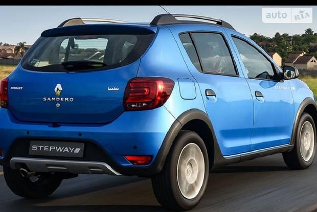 Renault Sandero Life+