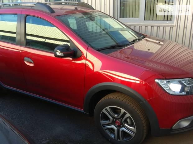 Renault Sandero Techroad