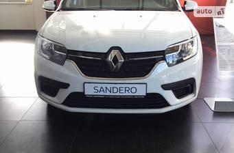 Renault Sandero 1.0 MT (73 л.с.) 2021
