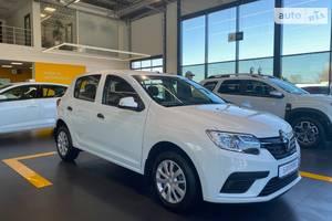 Renault Sandero 1.0 MT (73 л.с.) Life+ 2020