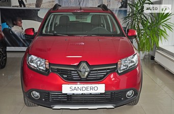 Renault Sandero 0.9TCe 5РКП (90 л.с.) Authentique 2017