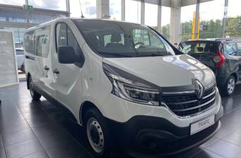Renault Trafic пасс. 2021 Individual