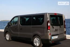 Renault Trafic пасс. Combi