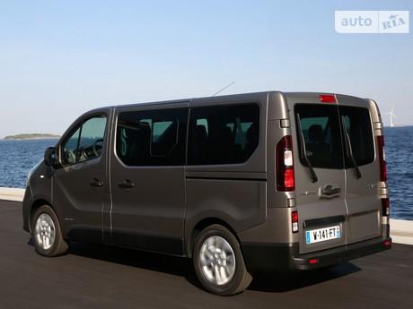 Renault Trafic пасс. 2021