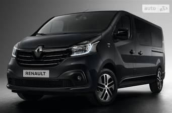 Renault Trafic пасс. 1.6D MT (115 л.с.) L2H1 2018