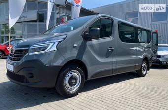 Renault Trafic пасс. 1.6D MT (115 л.с.) L2H1 2021